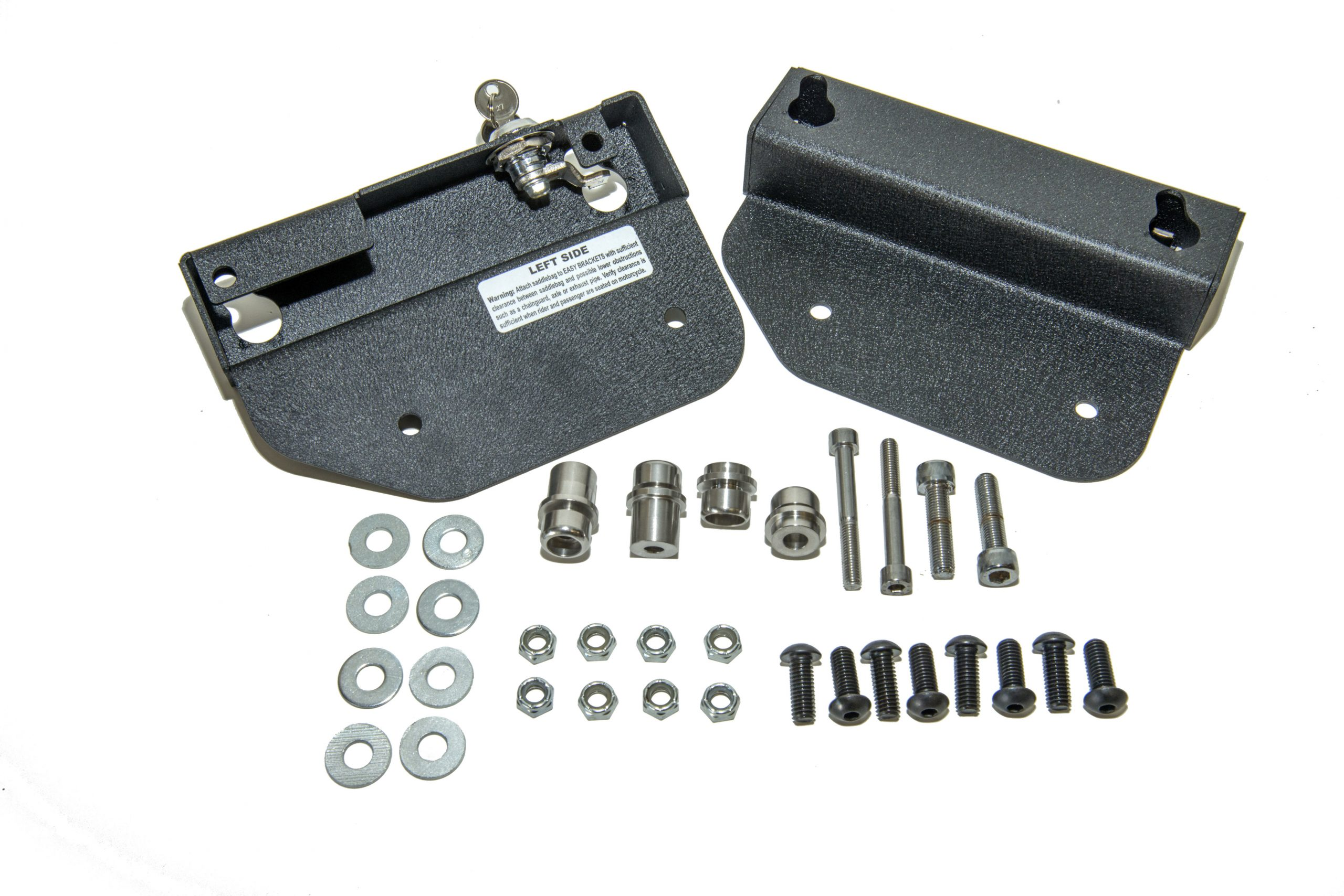 Easy Brackets for Can-Am Spyder F3