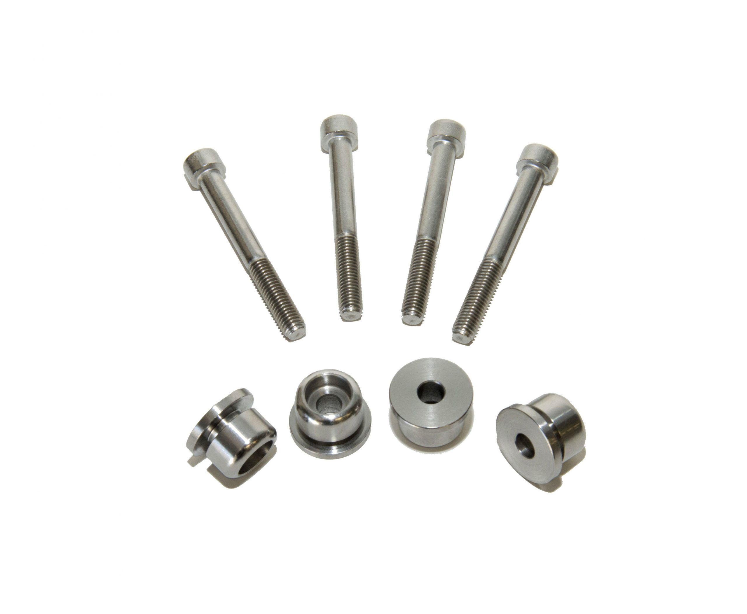Easy Brackets hardware for 2017 and earlier Fat Boy