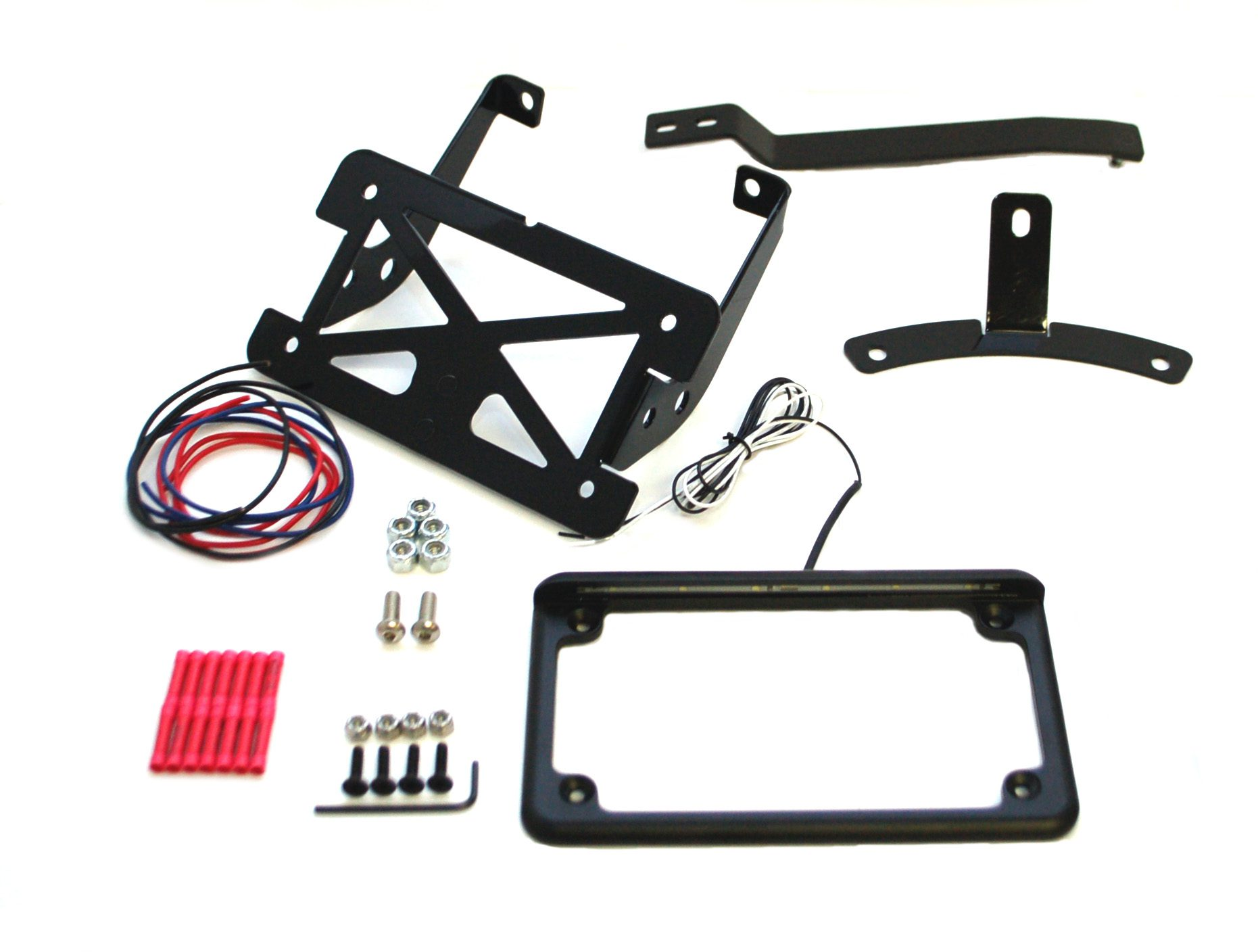 Turn signal relocation kit for 2017 and earlier Slim