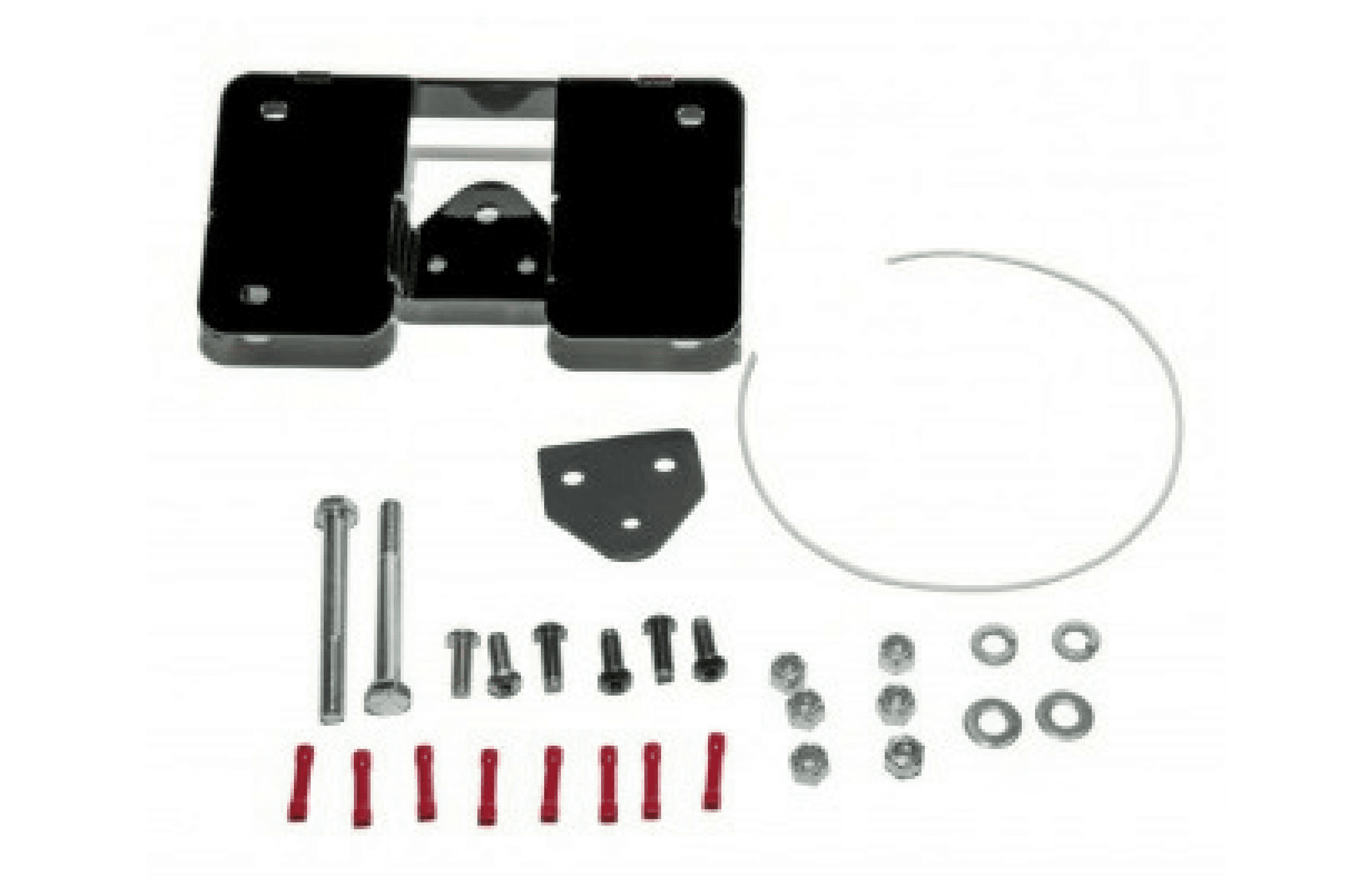 Turn signal relocation kit for 2018 and later Low Rider, Low Rider S